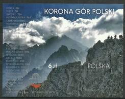 Poland 2017 Mi Bl 263B Fi Bl 305A MNH ( ZE4 PLDbl263B ) - Geology