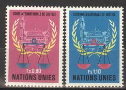 UNO Genf 86/87 ** Postfrisch - Genf - Büro Der Vereinten Nationen