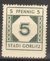 Görlitz 1 ** Postfrisch - Sowjetische Zone (SBZ)
