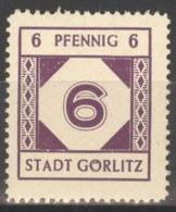 Görlitz 2 ** Postfrisch - Sowjetische Zone (SBZ)