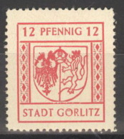 Görlitz 3 ** Postfrisch - Sowjetische Zone (SBZ)
