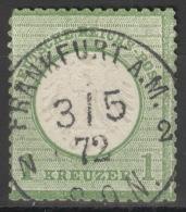 Deutsches Reich 7 O - Deutschland