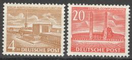 Berlin 112/13 ** Postfrisch - [5] Berlin