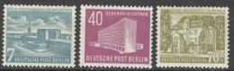 Berlin 121/23 ** Postfrisch - [5] Berlin