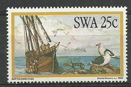 South-West Africa 1982 Mi 522 MNH ( LZS6 NMB522 ) - Marine Web-footed Birds