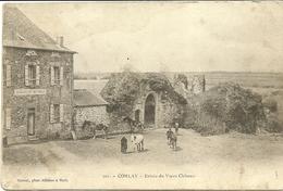 CORLAY  -- Entrée Du Vieux Château                                                  -- Mancel 201 - France