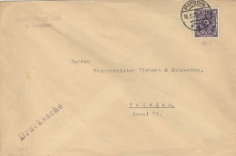 Deutsches Reich 230 Auf Brief - Deutschland