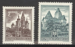 Österreich 1037/38 ** Postfrisch - 1945-60 Ungebraucht