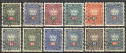 Liechtenstein Dienst 45/56 O - Dienstpost