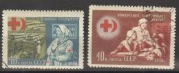 Sowjetunion 1831/32 O - 1923-1991 UdSSR