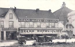 Waterloo-Grand Hôtel Du Lion- Publicité Pour L'Hôtel Au Verso - Waterloo