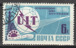 Sowjetunion 3031 O - Gebraucht