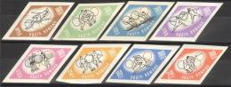 Rumänien 2317/24 ** Postfrisch - 1948-.... Republiken