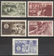 Rumänien 903/07 ** Postfrisch - Ungebraucht