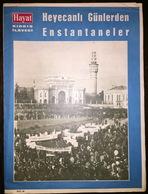 Cyprus - Turkish Propaganda Magazine - Kibris İlavesi Heyecanli Gunlerden Enstantaneler - Books, Magazines, Comics