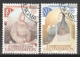Liechtenstein 816/17 O - Liechtenstein