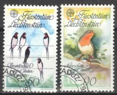 Liechtenstein 893/94 O - Liechtenstein