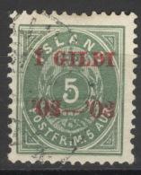 Island 26B O - 1873-1918 Dänische Abhängigkeit
