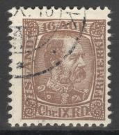 Island 40 O - 1873-1918 Dänische Abhängigkeit