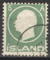 Island 69 O - 1873-1918 Dänische Abhängigkeit
