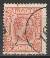 Island 81 O - 1873-1918 Dänische Abhängigkeit