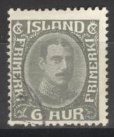 Island 159 O - 1918-1944 Unabhängige Verwaltung