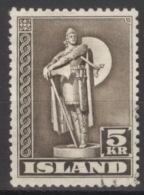 Island 230E O - 1918-1944 Unabhängige Verwaltung