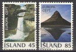 Island 522/23 O - 1944-... Republik