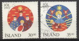 Island 795/96 O - 1944-... Republik