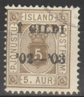 Island Dienst 12B O - Dienstpost