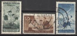 Rumänien 1425/27 O - 1948-.... Republiken