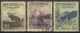 Rumänien 1464/66 O - 1948-.... Republiken