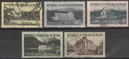 Rumänien 1467/71 O - 1948-.... Republiken