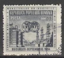 Rumänien 1489 O - 1948-.... Republiken