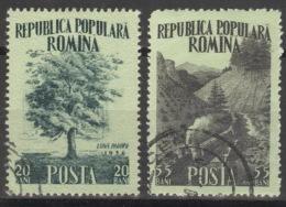Rumänien 1580/81 O - 1948-.... Republiken