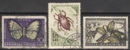 Rumänien 1586/88 O - 1948-.... Republiken