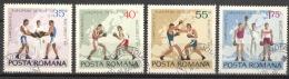 Rumänien 2767/70 O - Gebraucht