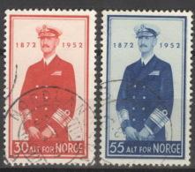 Norwegen 376/77 O - Norwegen