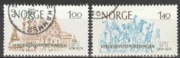 Norwegen 691/92 O - Norwegen