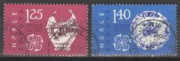 Norwegen 724/25 O - Norwegen