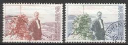 Norwegen 730/31 O - Norwegen