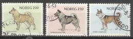 Norwegen 878/80 O - Norwegen