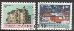 Norwegen 1046/47 O - Norwegen