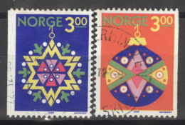 Norwegen 1035/36 O - Norwegen