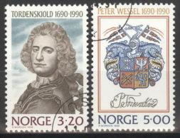Norwegen 1048/49 O - Norwegen