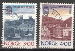 Norwegen 1015/16 O - Norwegen