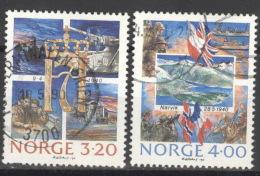 Norwegen 1042/43 O - Norwegen