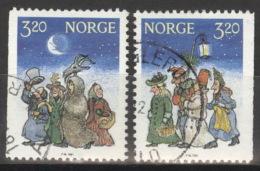 Norwegen 1082/83 O - Norwegen