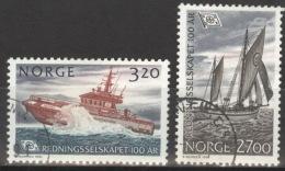 Norwegen 1066/67 O - Norwegen