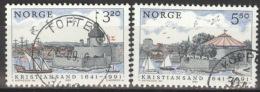 Norwegen 1064/65 O - Norwegen